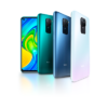 Xiaomi Redmi Note 9 цвета