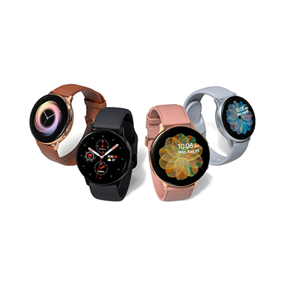 Samsung Galaxy Watch Active 2 цвета