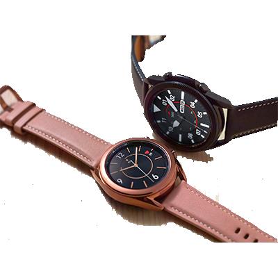 Samsung Galaxy Watch 3 цвета