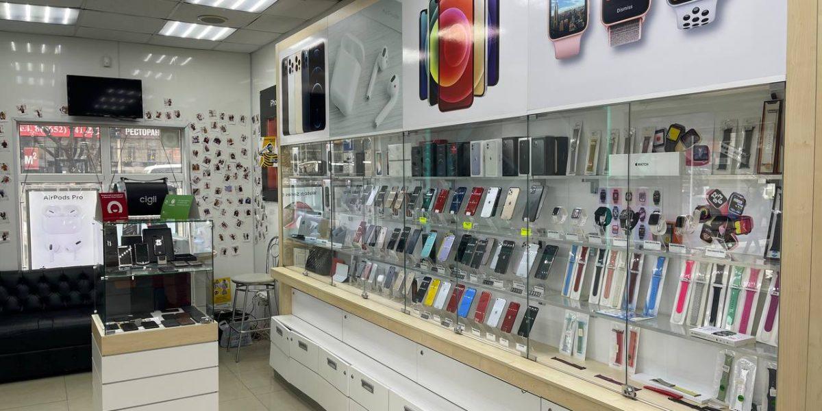 магазин электроники в ставрополе Apple Stavropol